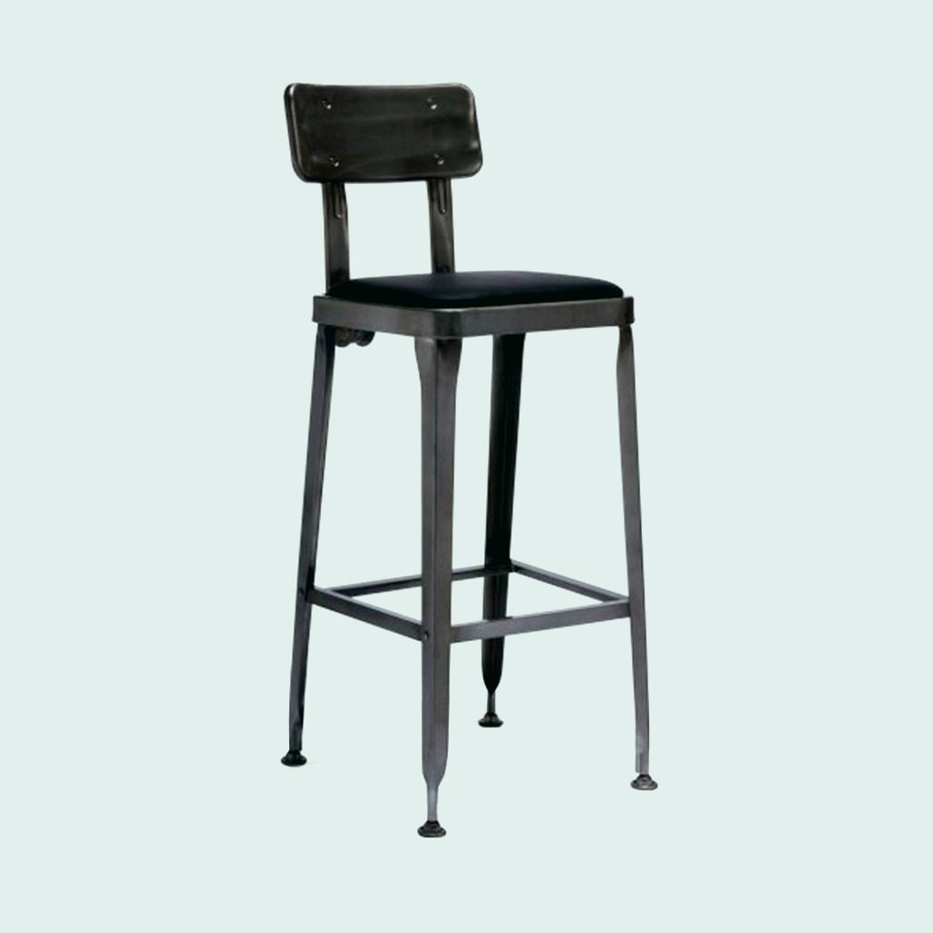 Refaire assise tabouret de bar