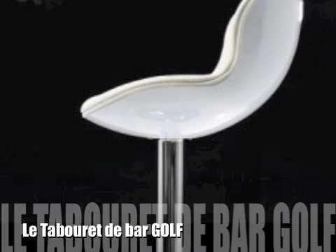Tabouret de bar golf