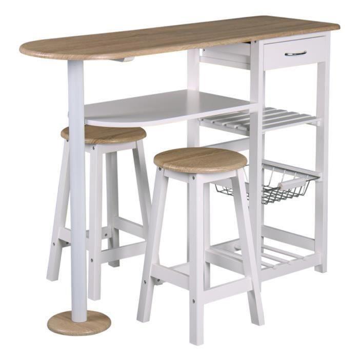 Tabouret table de bar