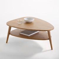 La redoute table basse cuivre