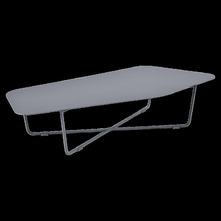 Table basse design metal