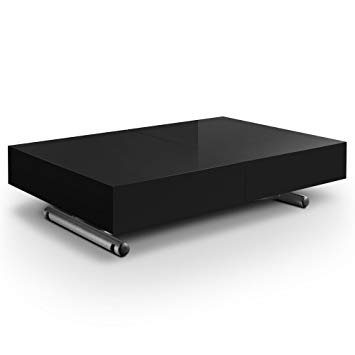 Table basse relevable 120 x 80
