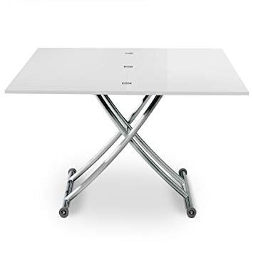 Table basse relevable 100 x 60