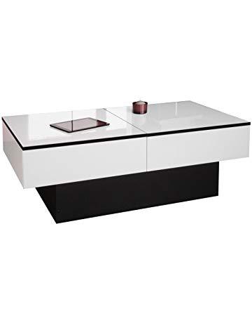 Table basse design amazon