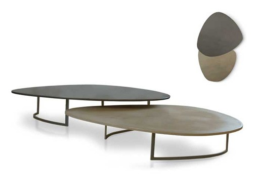 Table basse galet la redoute
