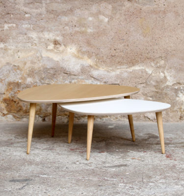 Table basse gigogne casa