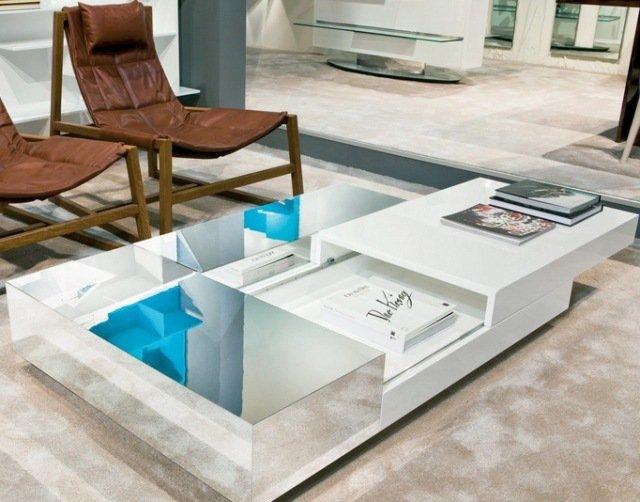 Table basse design grande