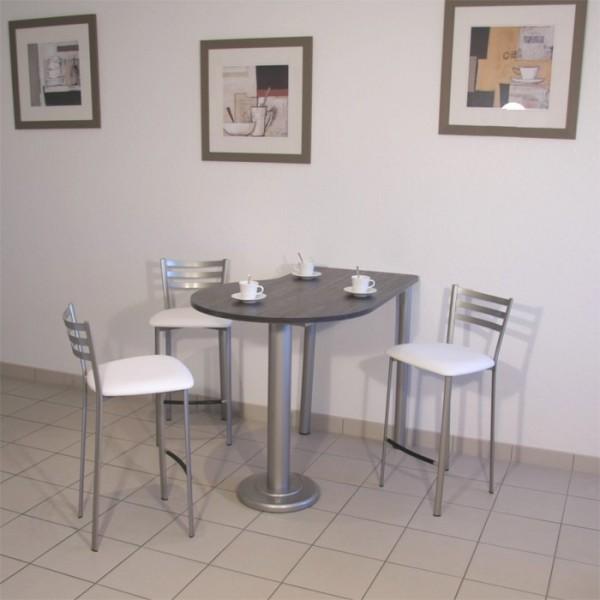 Table basse ronde kreabel