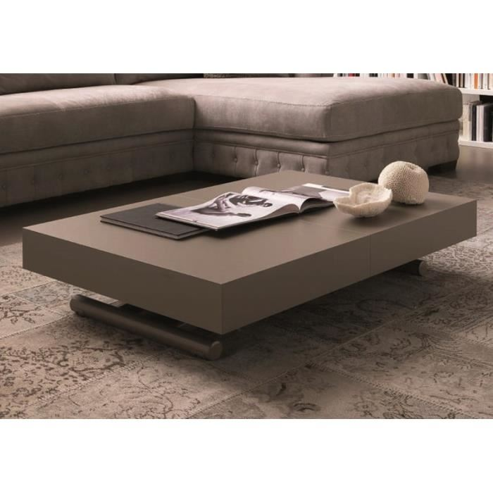 Table basse relevable ultima