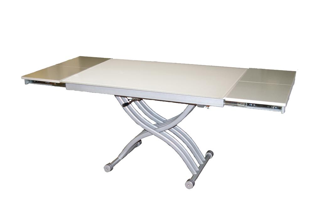 Table basse relevable zen