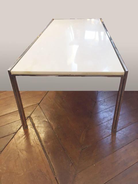 Table basse marbre knoll