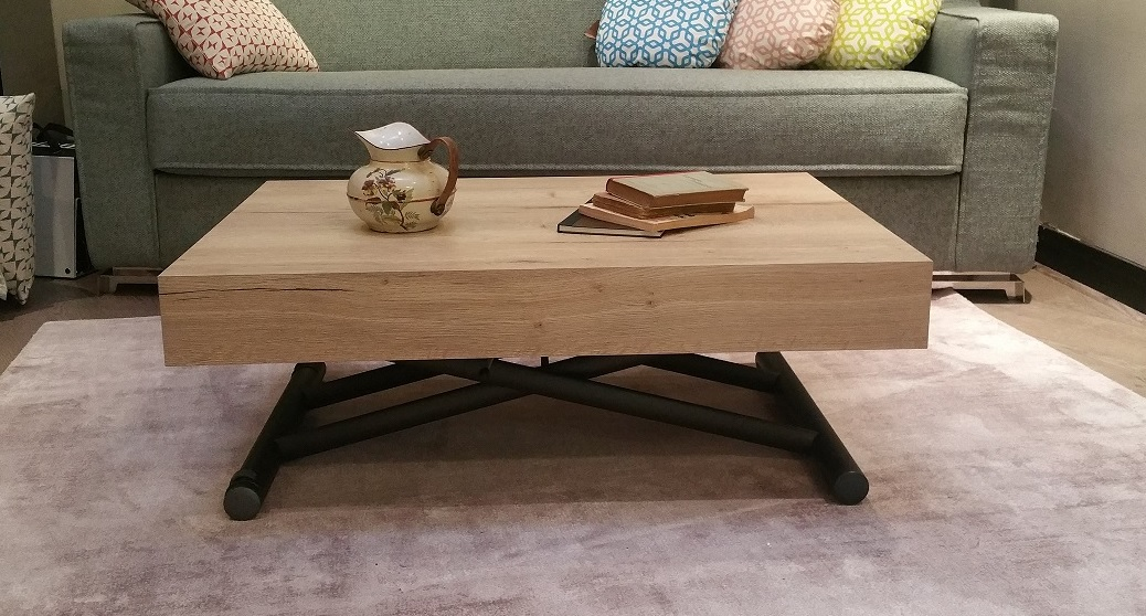 Table basse relevable up