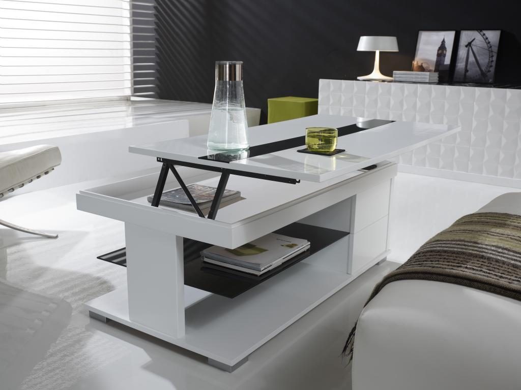 Table basse design pas cher deco