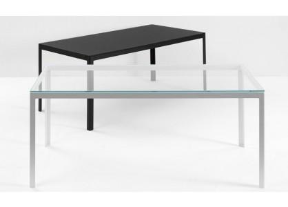 Table basse en verre so design