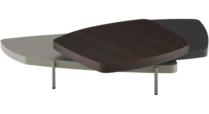 Table basse bois ligne roset