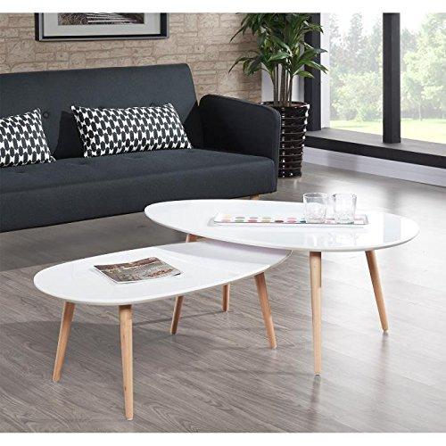 Deco table basse scandinave