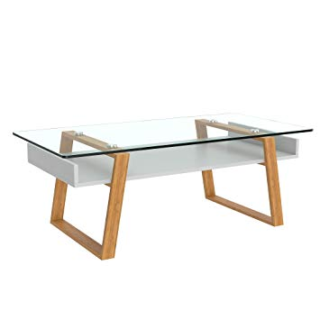 Table basse gigogne scandinave alinea