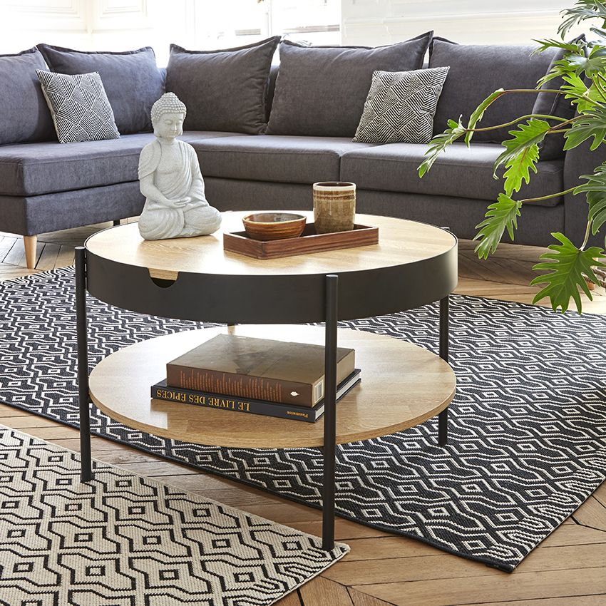 Table basse design but