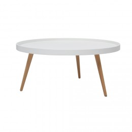 Table basse scandinave filaire