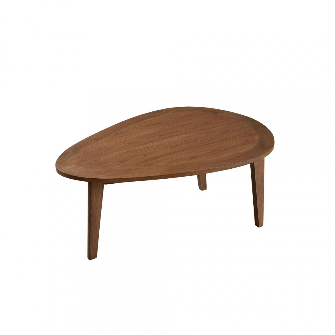 Table basse scandinave 100 cm