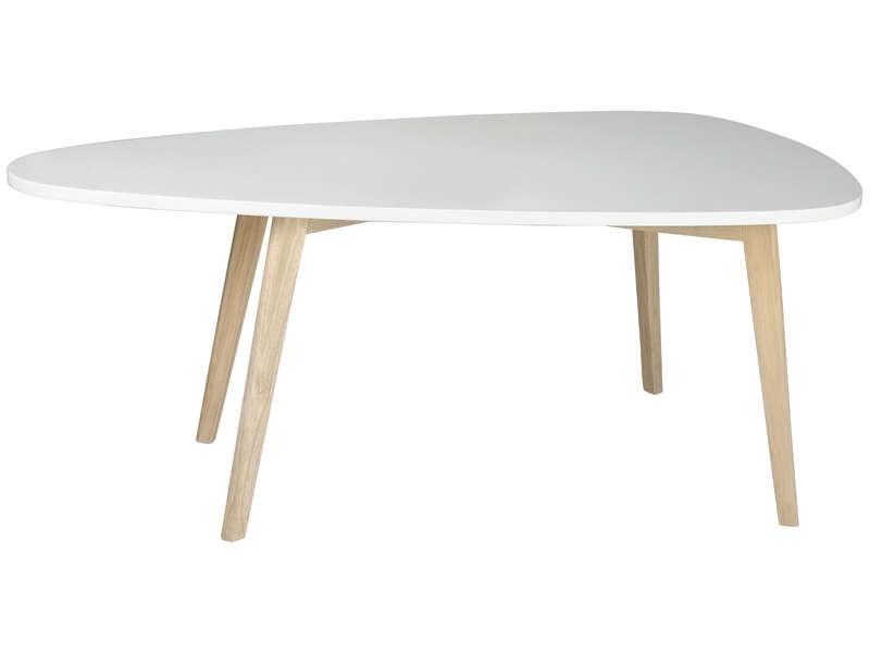 Conforama table basse scandinave