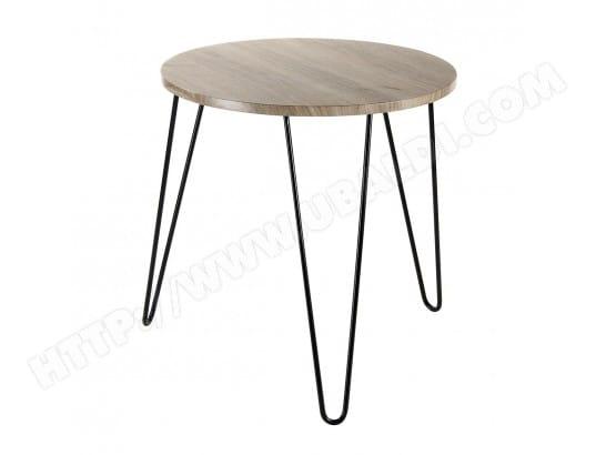 Table basse bois ubaldi