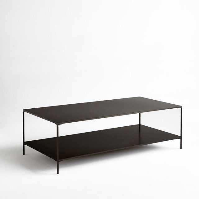 La redoute table basse scandinave