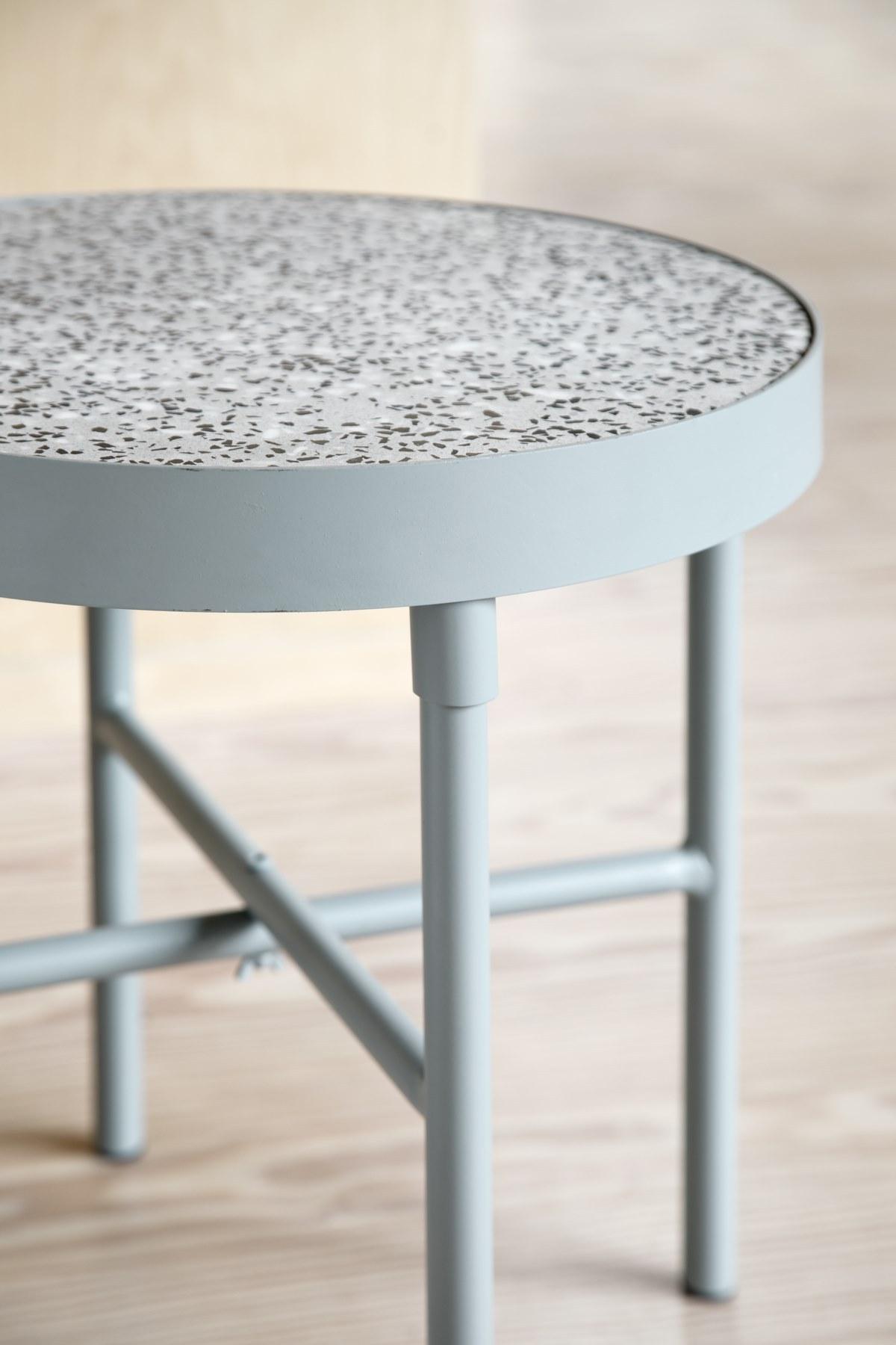 Table basse scandinave sostrene grene