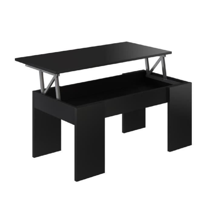 Table basse relevable xl cdiscount