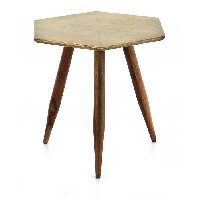 Table basse bois de palissandre