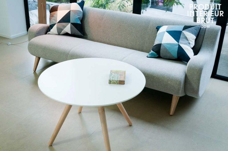 Decoration scandinave table basse