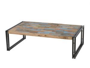 Table bois basse maison du monde