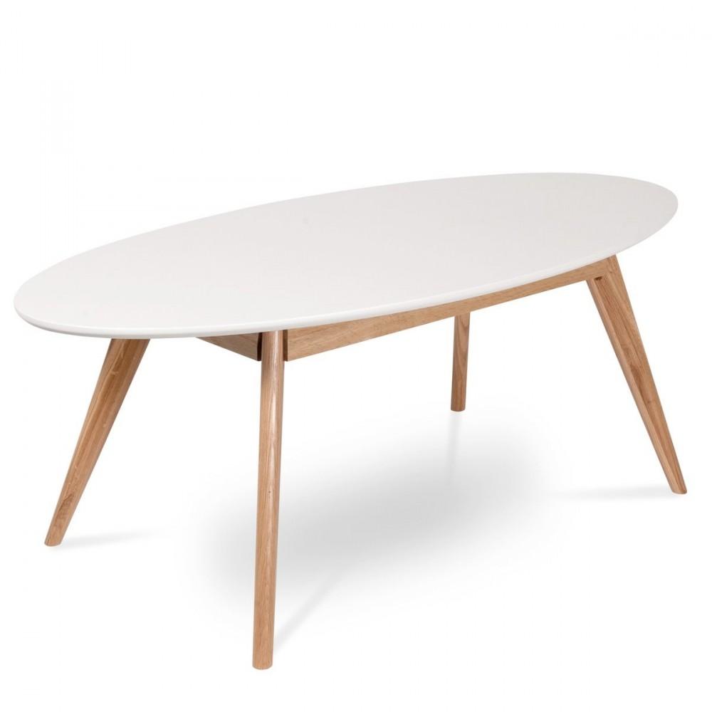 Table basse scandinave sur mesure