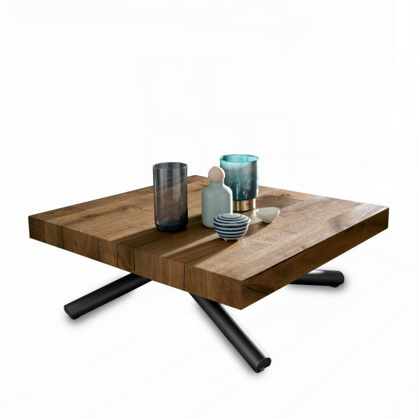 Table basse haute bois