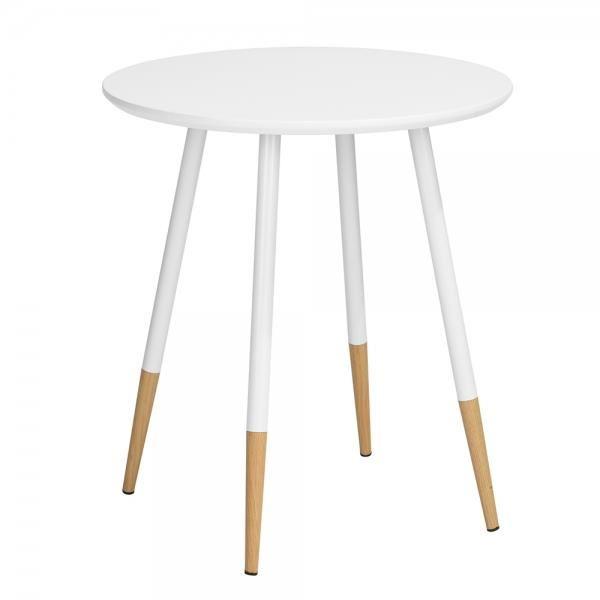 Table basse scandinave bout de canapé