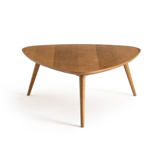 Table basse années 50 scandinave