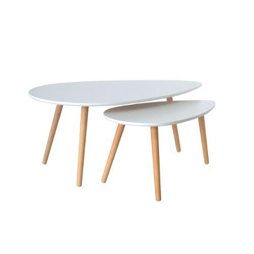 Table basse scandinave en solde