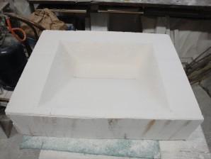 Faire un evier en beton