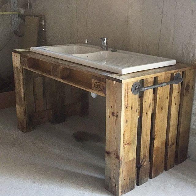 Fabriquer meuble sous evier cuisine