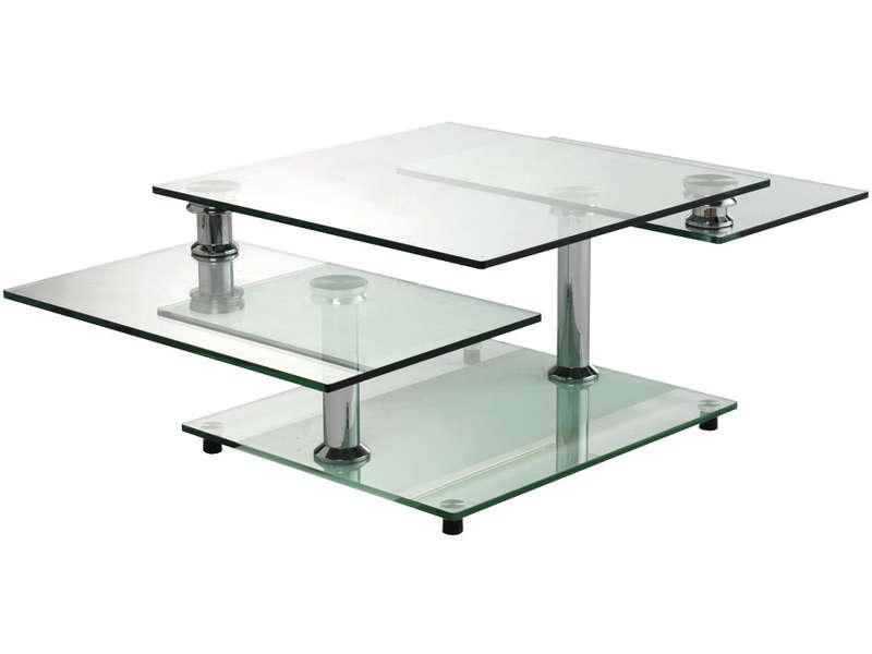 Table Basse Verre Conforama Emberizaone Fr